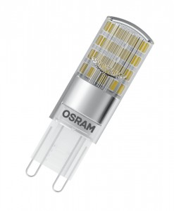 Żarówka OSRAM PARATHOM LED PIN30 2,6W/827 230V G9 Warm White