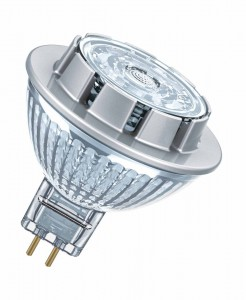Żarówka LEDVANCE LED STAR MR16 50 36° 7,2W/827 12V 2700°K GU5,3 Warm White